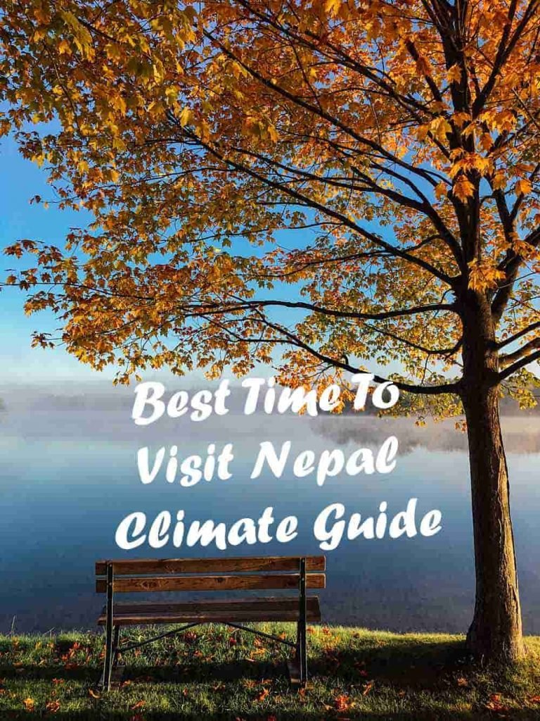 Best Time To Visit Nepal Climate Guide
