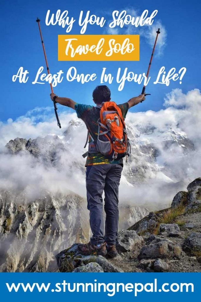 Why You Should Travel Alone?