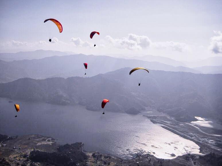 Best Season for Paragliding in Pokhara