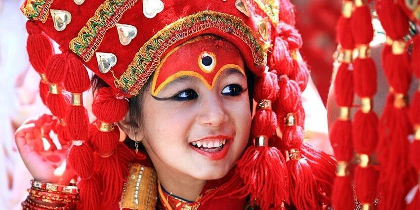 Kumari: The Living Goddess of Nepal - Facts of Nepal