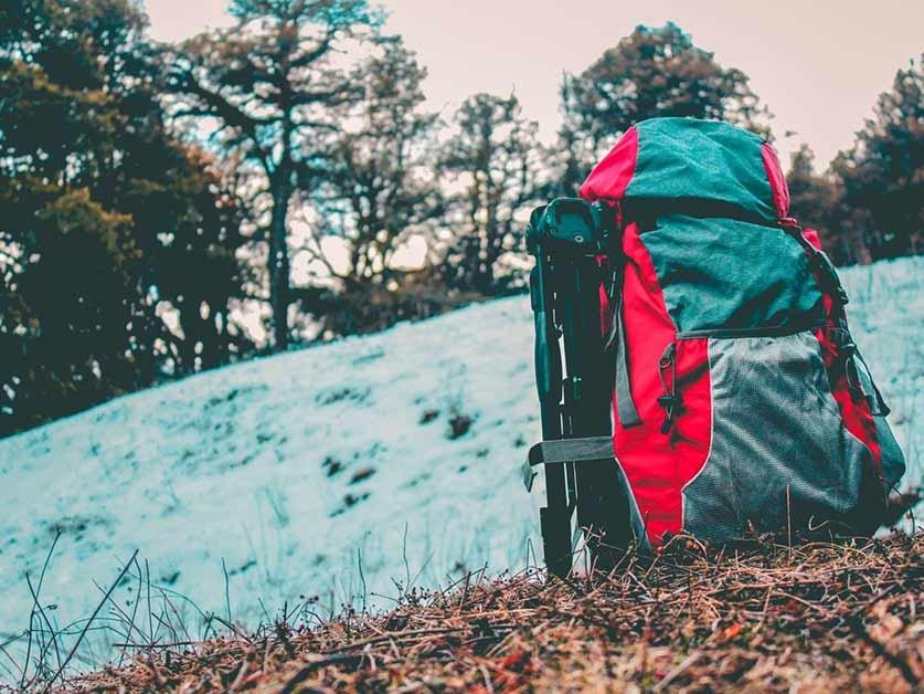Backpack list for Everest Trek