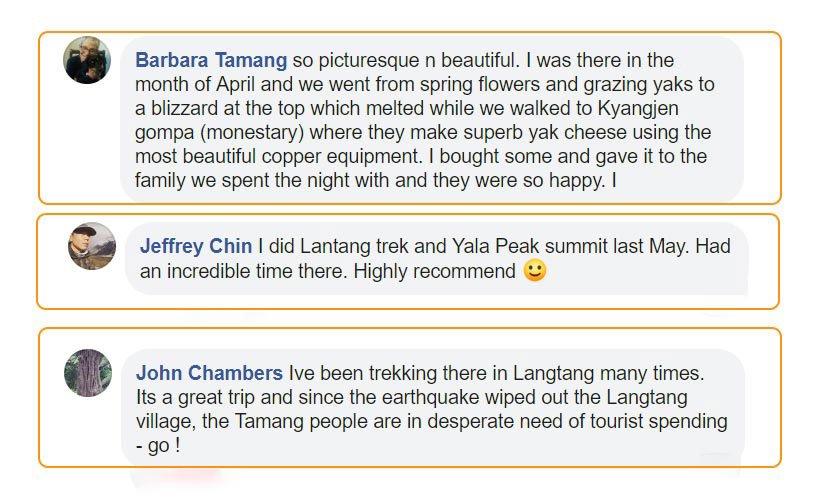 Langtang Valley Trek Review