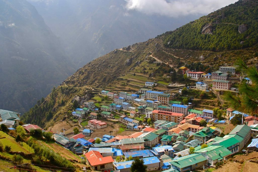 Accommodation at Namche Bazaar: Everest Base Camp Accommodation Guide