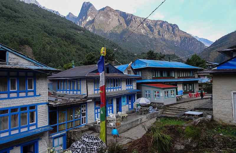 Accommodation at Phakding: Everest Base Camp Trek Accommodation