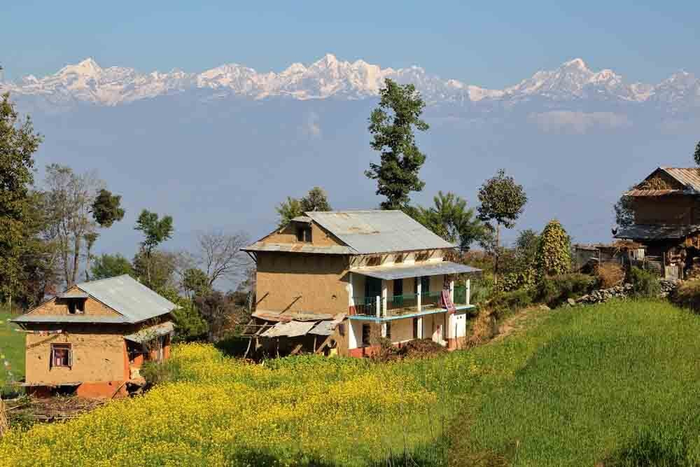 Dhulikhel Hill Stations in Nepal