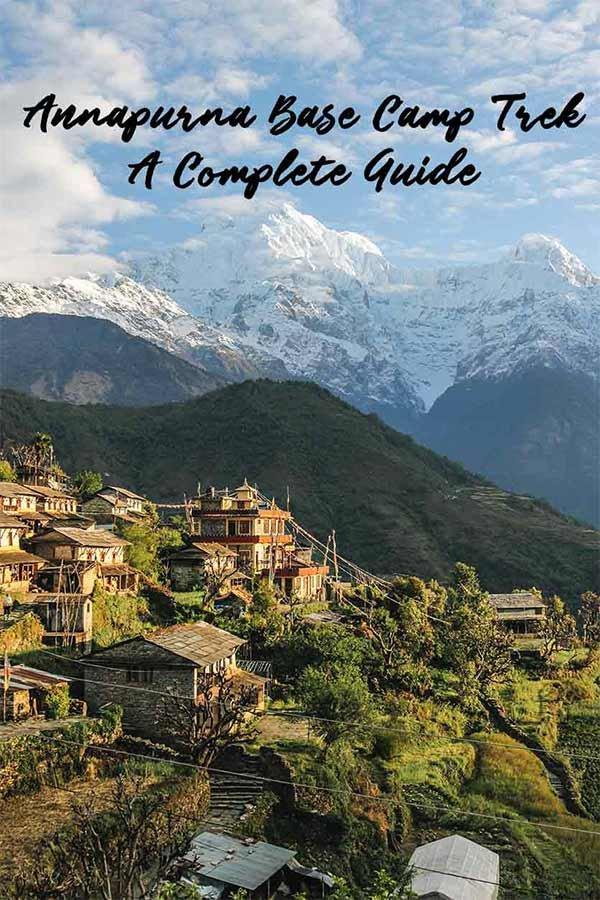 Annapurna Base Camp Trek - The Definitive Guide