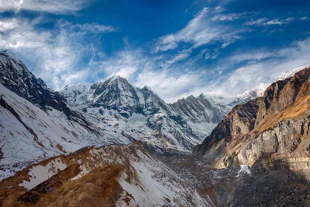 Annapurna Base Camp Weather