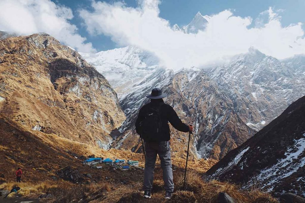 Solo Trekking to Annapurna Base Camp