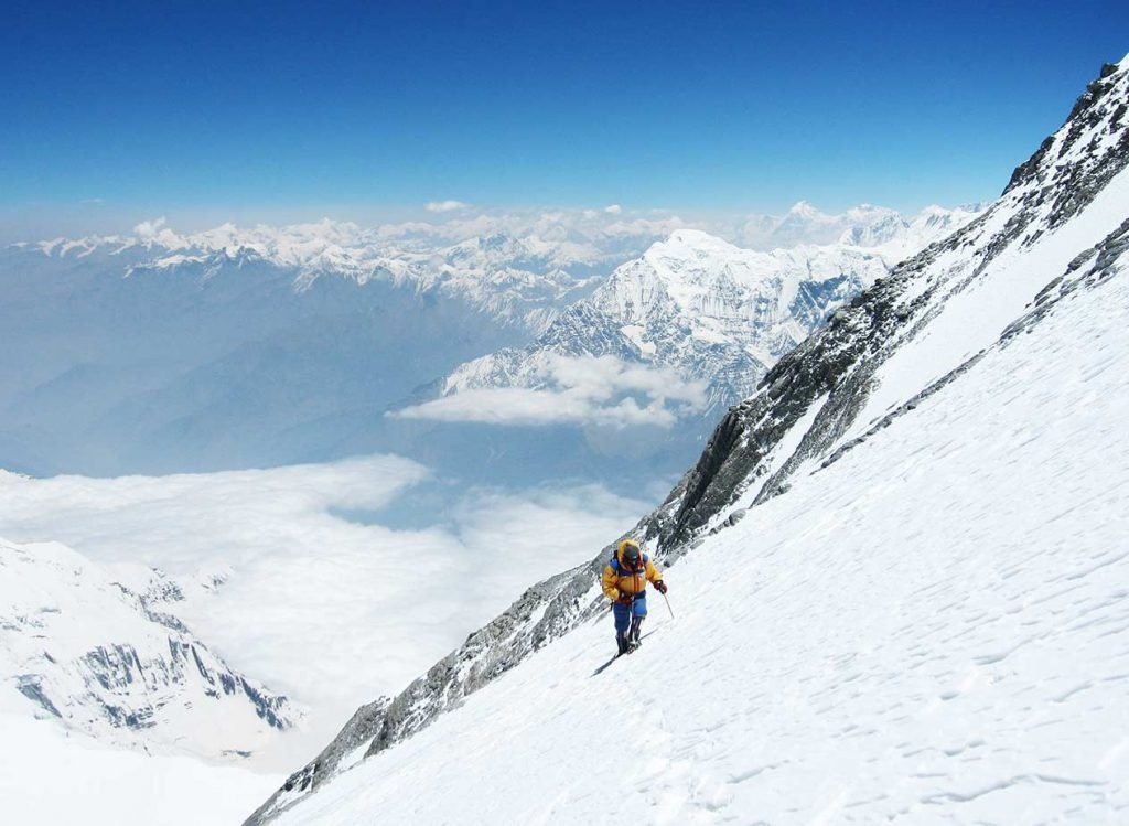 Mountaineering in Nepal