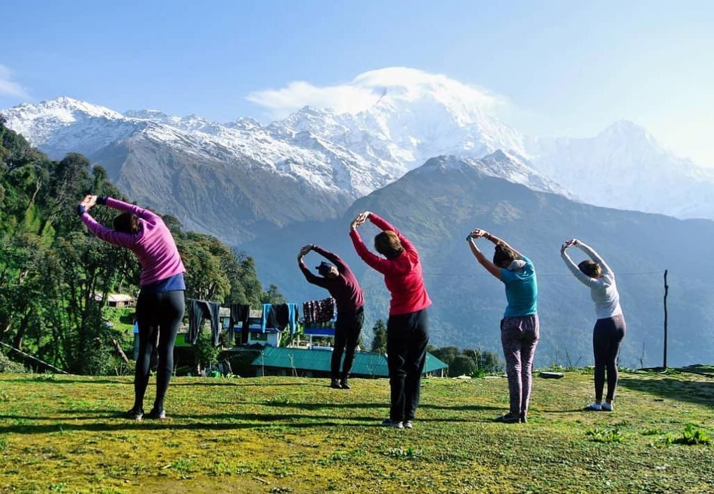 Yoga and Meditation - Things to do in Nepal