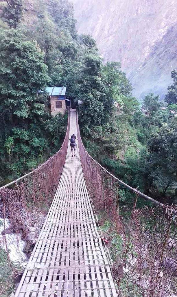 Manaslu Solo Trekking Difficulty